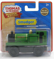 SUMDGER  Thomas Tank Engine Wooden Railway Day of Diesels NEW IN BOX