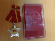 Vietnam Glory of soldier medal 3rd class ribbon with box (type no plate)