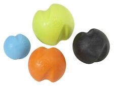 West Paw Design Jive Strong Durable Dog Chew Toy Ball Nearly Indestructible New!