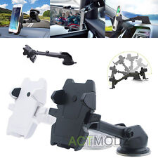 Universal Car Windshield Mount Holder Bracket For Cell Phone Mobile GPS PDA New