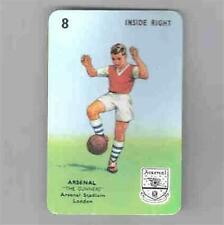 PEPYS Goal (1964) football playing card  - VARIOUS