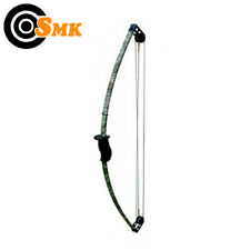 """Junior Youths Adults Archery Compound Camo Bow 15lb draw Draw Length 27.5"""""""