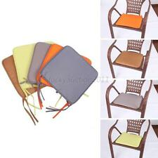 Indoor Home Kitchen Office Chair Seat Pads Outdoor Dining Garden Patio Cushion
