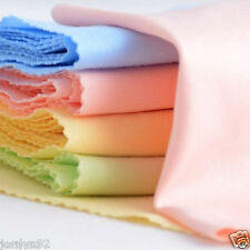 New Microfiber Cleaning Cloths For Sunglass Eyeglass Glasses Superior Quality