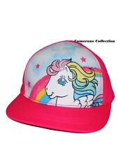 Girls 'MY LITTLE PONY' Pink Summer/Holiday  Cap/Sun Hat  Ages  4/8 yrs  8/12 yrs