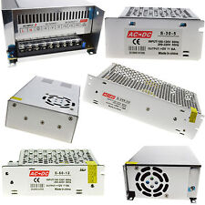 Switch Power Supply 110V 220V TO DC 5V/12V/24V/48V Driver Adapter For LED Strip