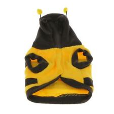 Hot Pet Hoodie Clothes Dog Cat Coat Puppy Apparel Cute Fancy Bee Costume Outfit