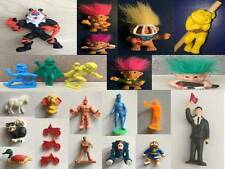 Cereal & Sweet Xmas Cracker Toy Parts Figures Kellogs Rice Crispies Kinder
