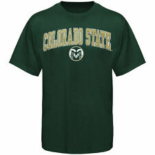 Colorado State Rams Youth Arched University T-Shirt - Green