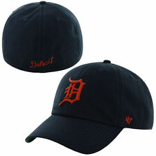 '47 Detroit Tigers Navy Road Franchise Fitted Hat