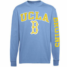UCLA Bruins Youth True Blue Distressed Arch & Logo Long Sleeve T-Shirt