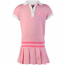 Pittsburgh Steelers Infant Girls Pleated Sundress - Pink