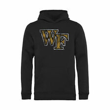 Wake Forest Demon Deacons Youth Black Classic Primary Pullover Hoodie