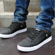 New Men's Fashion England Canvas Shoes Shoes Breathable Casual Shoe