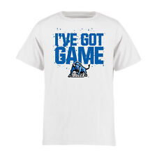 Buffalo Bulls Youth White Got Game T-Shirt