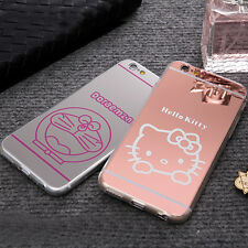 NEW HELLO KITTY DORAEMON SILICONE TPU BACK CASE COVER FOR APPLE IPHONE 6 6S PLUS