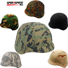 TACTICAL M88 PASGT KELVER SWAT HELMET COVER FOR S M HELMET MULTI COLORS