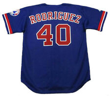 HENRY RODRIGUEZ Montreal Expos 1996 Majestic Throwback Baseball Jersey