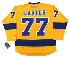 JEFF CARTER Los Angeles Kings Reebok 1967 Gold NHL Hockey Jersey