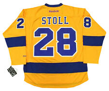 JARRET STOLL Los Angeles Kings Reebok 1967 Gold NHL Hockey Jersey