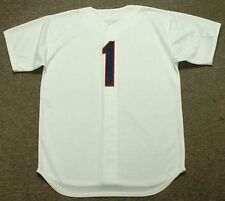LANCE JOHNSON Chicago White Sox 1990 Majestic Cooperstown Home Baseball Jersey