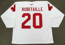LUC ROBITAILLE 1991 Team Canada Nike Throwback Hockey Jersey