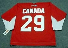 KEN DRYDEN 1972 Team Canada CCM Vintage Throwback Hockey Jersey
