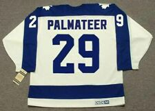 MIKE PALMATEER Toronto Maple Leafs 1978 CCM Vintage Home NHL Hockey Jersey