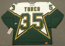 MARTY TURCO Dallas Stars 2003 CCM Throwback Home NHL Hockey Jersey
