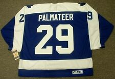 MIKE PALMATEER Toronto Maple Leafs 1978 CCM Vintage Throwback NHL Hockey Jersey