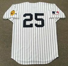 RICO CARTY Atlanta Braves 1969 Majestic Cooperstown Home Baseball Jersey