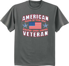 Fathers day gift idea funny saying t-shirt for dad American Veteran Vietnam war