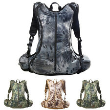 Military Python Backpack Outdoor Waterproof Tactical Multifunctional Bag New