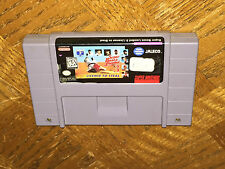Super Bases Loaded 3: License to Steal Super Nintendo Snes Cleaned & Tested