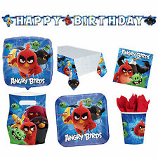 The Angry Birds Movie Children's Party Supplies Decoration Tableware Listing