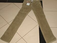 NEW SASS AND BIDE FRAYED MISFITS CORD JEANS SIZE 32 TO FIT SIZE 14 RRP $200