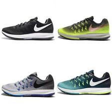Nike Air Zoom Pegasus 33 Mens Cushion Running Shoes Sneakers Pick 1