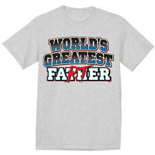 Funny fathers day shirt gift for dad funny dad saying worlds best farter