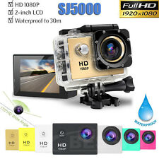 SJ5000/SJ4000/SJ8000 LOT HD 1080P Waterproof Action Sports DV Camera Camcorder