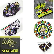 46 The Doctor Valentino Rossi Stickers Bike Helmet Moto-GP Graphic Kits Decals