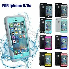 Waterproof Dustproof Mudproof Shockproof Protection Case Cover for iPhone 6 6s