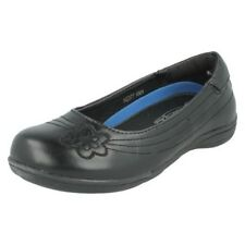 Girls Spot On Flat Casual Shoes Label-H2377