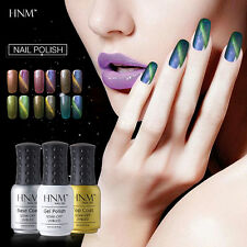 8ML HNM 3D CHAMELEON COLOR-CHANGING CAT EYE GEL NAIL ART POLISH UV LED SOAK OFF