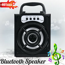 Outdoor Portable Bluetooth Wireless Stereo Speaker Super Bass w/ USB/TF/FM Radio