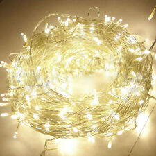 20/30/50 LED DIY String Fairy Lights Battery Operated Xmas Party Room Decor Gift