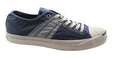 Converse JP OX Oxford Jack Purcell Navy Canvas Mens Unisex Trainers 129448C WH