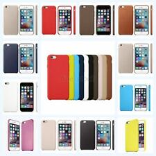 Thin Luxury PU Leather Protective Case Cover For Apple iPhone 6 6S Plus 5 SE