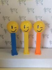 PEZ - Funky Faces - Winky Face -  4.9 Hungary - Choose stem color
