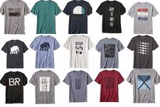 New Banana Republic Mens Graphic Logo Tee T-Shirt Sizes XXS-XXL 53 Styles