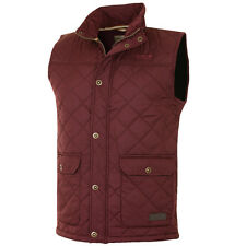 Regatta Mens Rigby Thermo-Guard Quilted Water Repellent Gilet Padded Bodywarmer